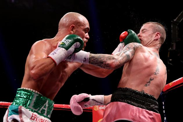 Ricky Burns vs. Raymundo Beltran: The Big Man Fortunate to Escape with Title
