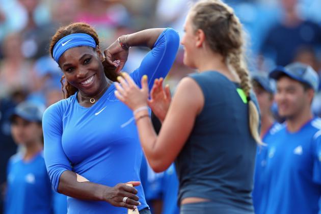 US Open Tennis 2013: Critical Info for Serena Williams vs. Victoria Azarenka
