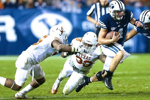Texas vs. BYU: Manny Diaz's Defense Is About to Put Mack Brown on the Hot Seat