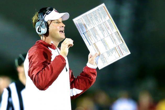 Lane Kiffin Hears 'Fire Kiffin' Chants During USC's Shocking Upset Loss