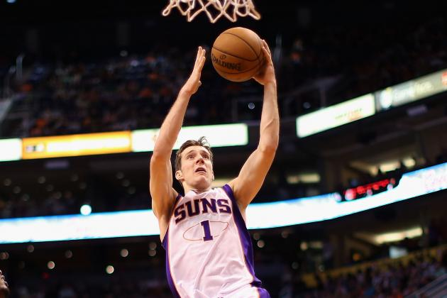 Dragic Helps Solvenia Run to Third Straight Win, Gortat Solid in Loss