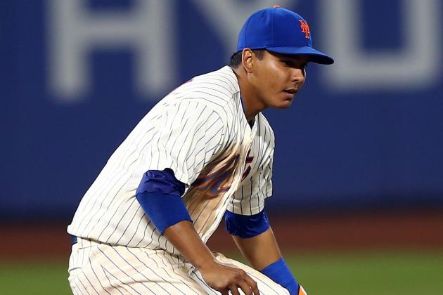 Mets to Recall SS Ruben Tejada from AAA