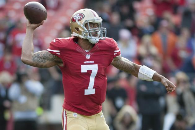 Colin Kaepernick Reportedly Was Banned from Running in 49ers' Preseason Games