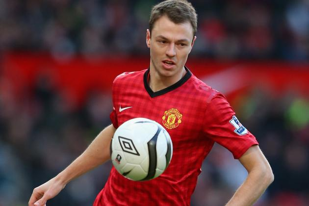 Jonny Evans Is Facing a Familiar Challenge at Manchester United