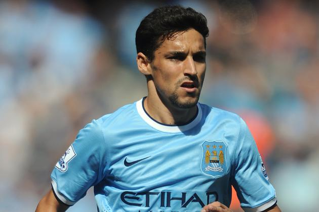 The Importance of Jesus Navas to Manuel Pellegrini's Manchester City