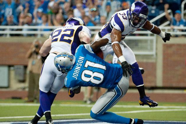 Minnesota Vikings vs. Detroit Lions: Live Grades and Analysis for Minnesota