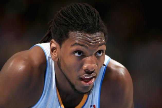 Kenneth Faried Rolls Strike While Bowling in Instagram Video