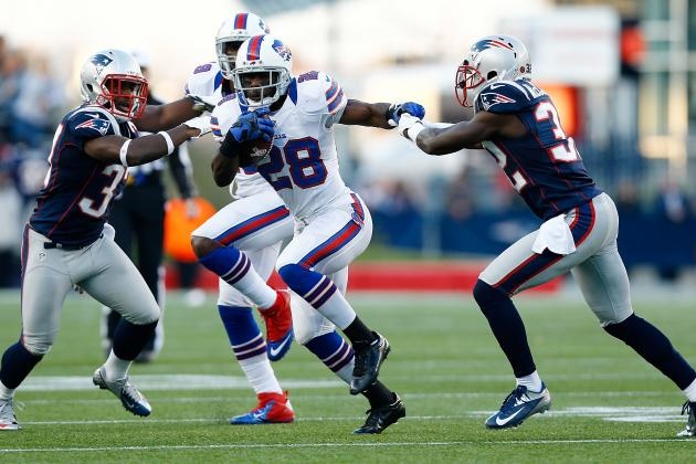 Patriots vs. Bills: Live Game Grades and Analysis for Buffalo