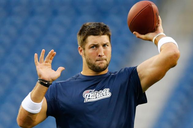 Tim Tebow Should Embrace Arena League As Ticket Back to NFL