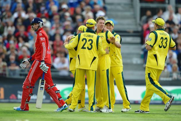 England vs. Australia: Scorecard, Video Highlights, Recap from 2nd ODI