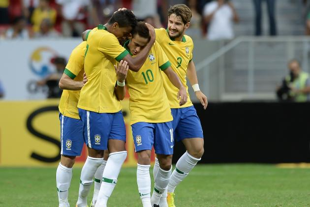Brazil vs. Portugal: Ranking Biggest Impact Players in International Friendly