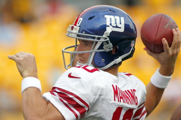 Giants vs. Cowboys: Fantasy Projections for Sunday Night Football Matchup