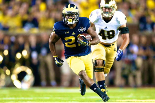 Meet Jeremy Gallon, Michigan Football's Newest Playmaker