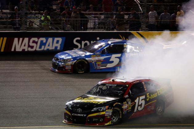 NASCAR Investigating Bowyer Spin