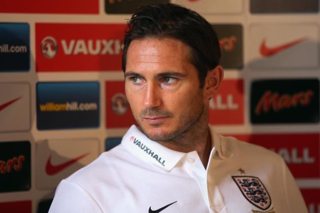 Lampard: England Can Deny Strong Ukraine