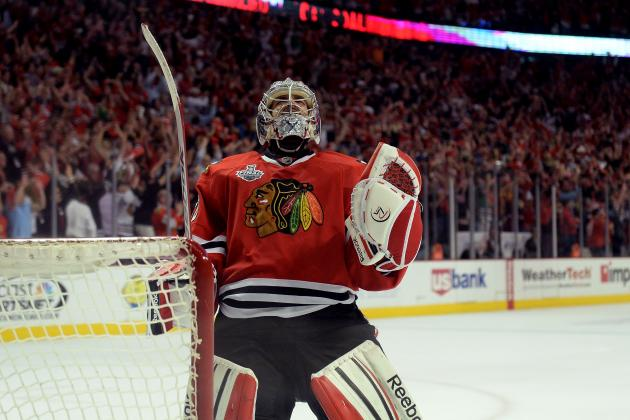 Is Chicago Blackhawks' Corey Crawford an Elite Goalie?