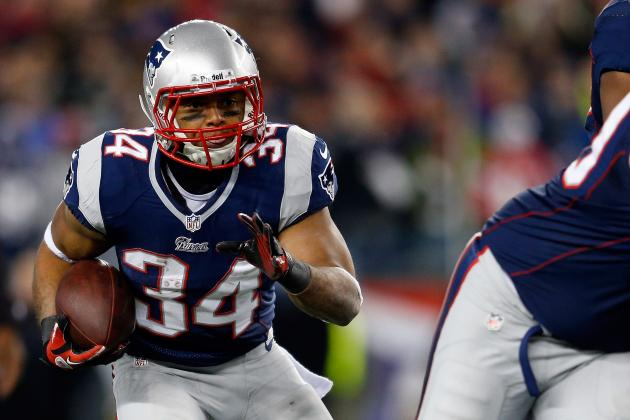 LeGarrette Blount vs. Shane Vereen: Fantasy Outlook After Stevan Ridley's Woes