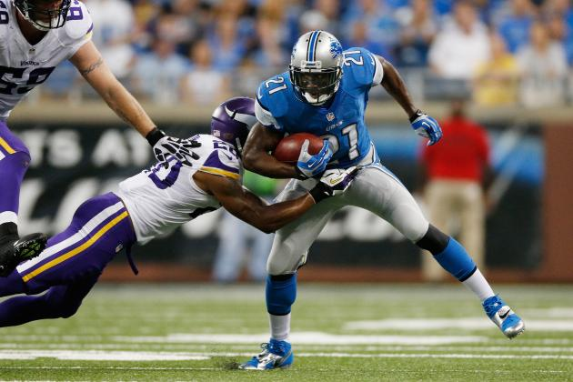 Minnesota Vikings vs. Detroit Lions: Live Grades and Analysis for Detroit