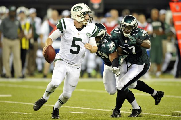 Matt Simms Gives New York Jets Best Chance to Win in 2013