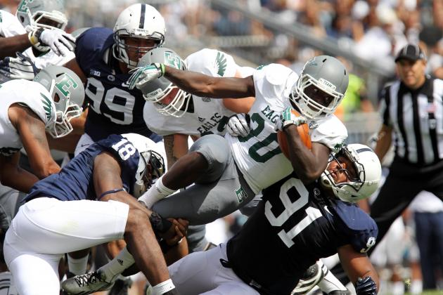 Penn State Defense Deserves More Credit Through 2 Weeks