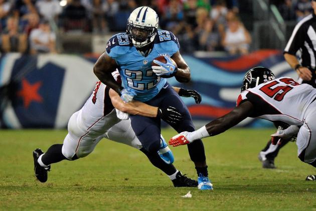 Shonn Greene Injury: Updates on Titans RB's Knee