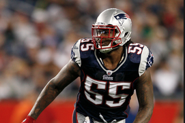 Brandon Spikes (Dehydration) Back in the Game