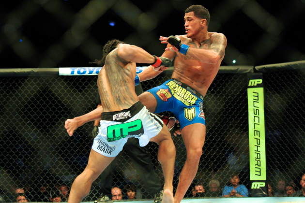 The Lightweight Division Heating Up in the Aftermath of UFC 164