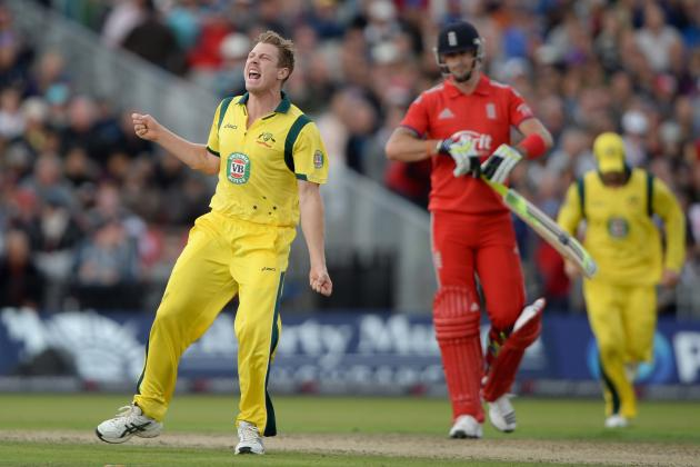 England-Australia ODI: Australia Too Good for Inexperienced England