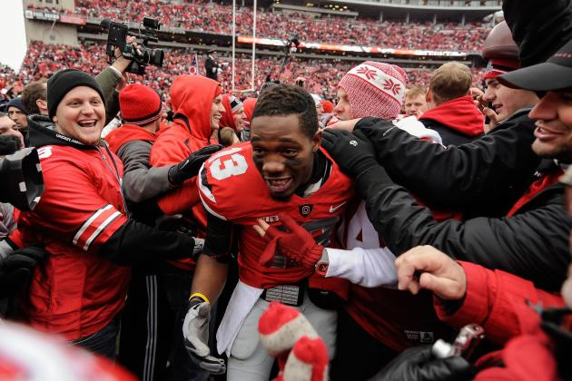 Ohio State Football: Kenny Guiton's Success Allows Team to Rest Braxton Miller