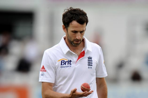 Graham Onions: Why He Will Never Play International Cricket for England Again