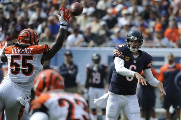 Cincinnati Bengals vs. Chicago Bears: Final Grades and Analysis for Chicago