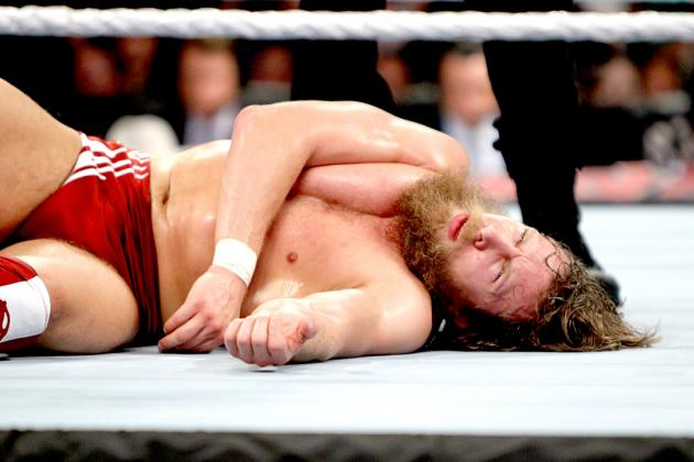 Daniel Bryan's Struggles Must Continue for WWE Title Feud to Thrive