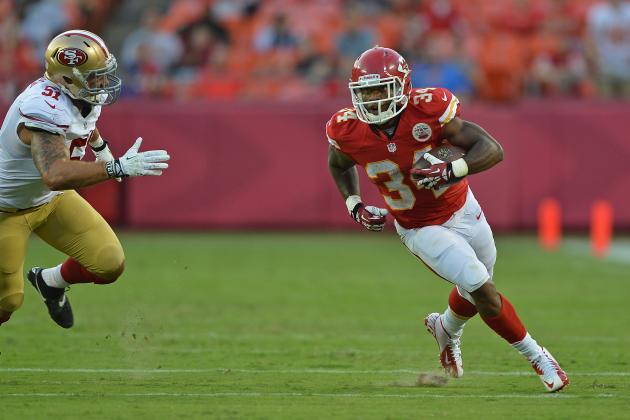 Knile Davis' Full Fantasy Scouting Report Following Jamaal Charles' Injury