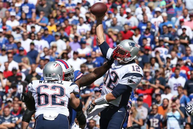 Patriots Grind out 23-21 Win over Bills