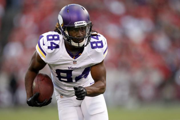 Randy Moss Says Cordarrelle Patterson Wearing His Number Is 'Disrespectful'