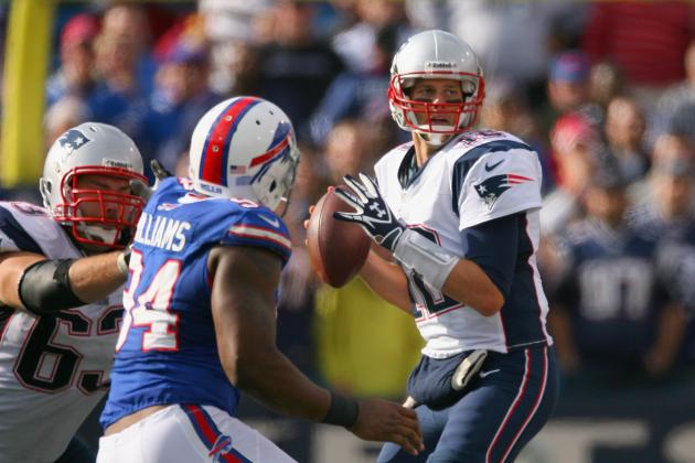 Patriots vs. Bills: Live Grades and Analysis for New England