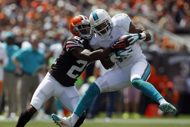 Miami Dolphins vs. Cleveland Browns: Live Score, Highlights and Analysis