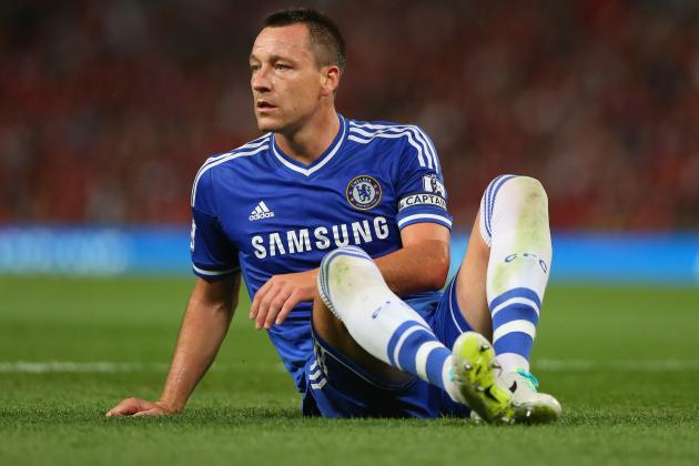 The Untold John Terry Story and Why England Need Him Back