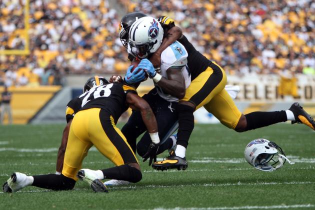 Steelers Fall to Titans, Lose 4 Players to Injuries