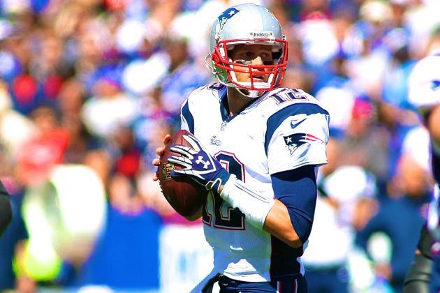 Patriots vs. Bills: Score, Analysis as New England Avoids Buffalo Upset