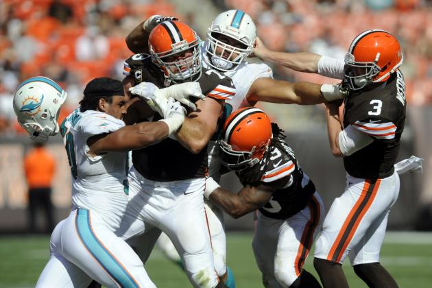 Who Is to Blame for Cleveland Browns Poor Offensive Performance in Week 1?