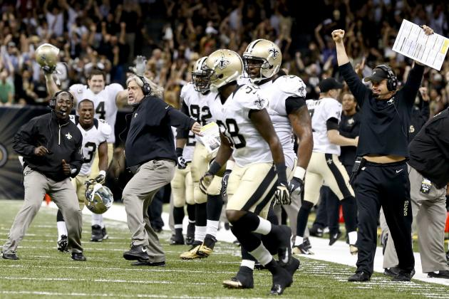 The New Orleans Saints Prove They Are Back with Week 1 Victory over Falcons