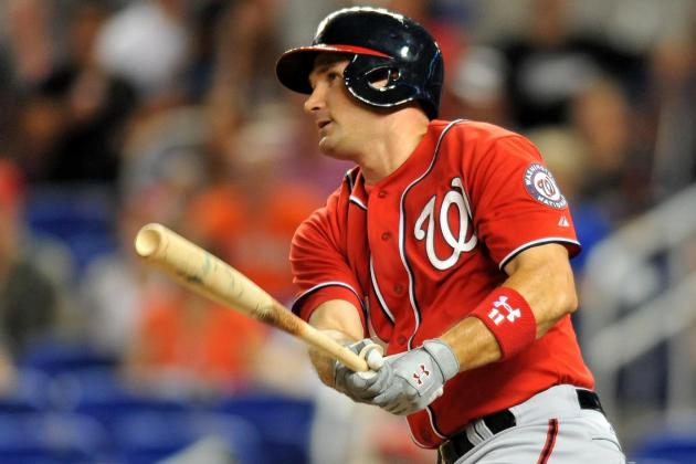 Zimmerman Lifts Nats over Marlins in  6-4 Win