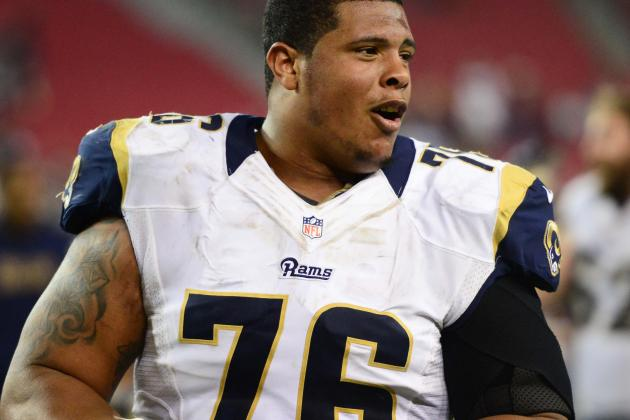 Saffold (Knee) Returns to Game vs. Cardinals