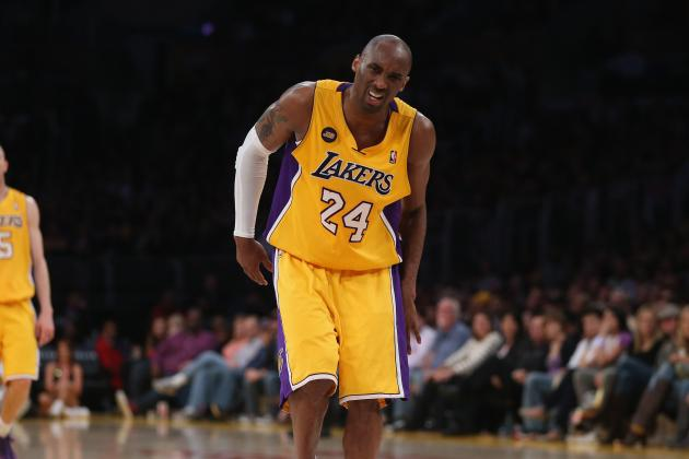 Will Kobe Bryant Be Forced to Redefine Game Post-Achilles Injury?