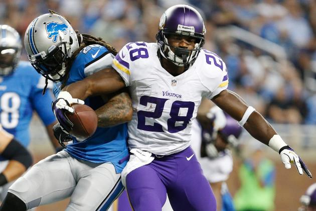 Adrian Peterson's Explosive Start Shouldn't Inflate Expectations for 2013