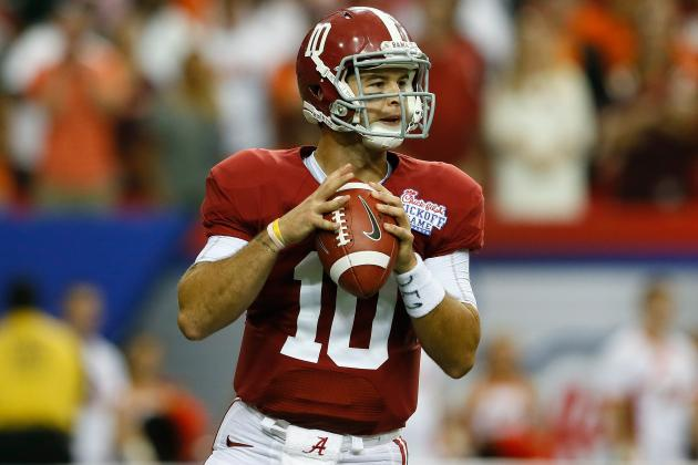 Alabama Football: Tide Must Quickly Erase Offensive Woes to Top Texas A&M