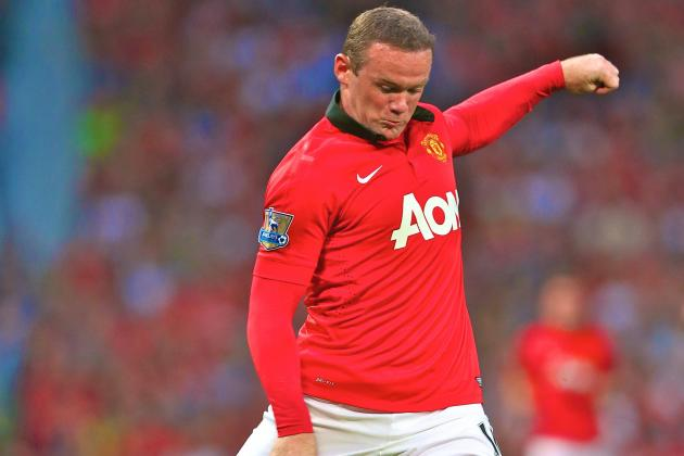 Sir Alex Ferguson Book Could Be Final Chapter for Wayne Rooney at Manchester Utd