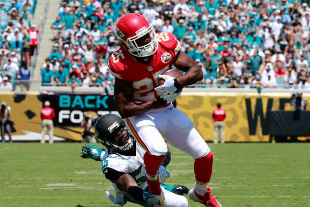 Jamaal Charles' Injury Is No Cause for Concern Despite Recent Scares