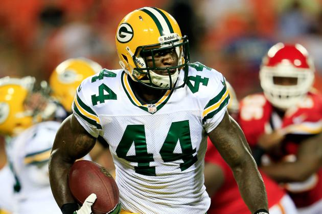 James Starks' Fantasy Outlook After Eddie Lacy's Woes